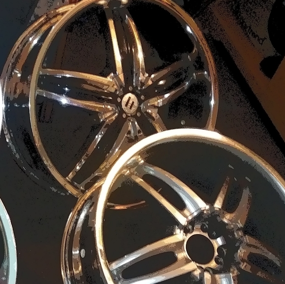 Other - 2p inch rims